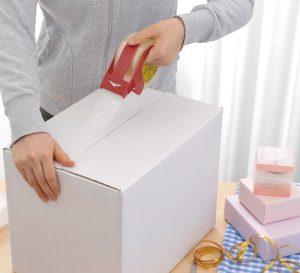 オタマートの梱包資材1